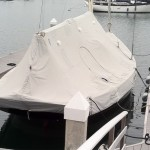 Canvas boat covers