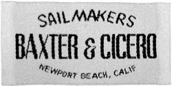 Baxter & Cicero label
