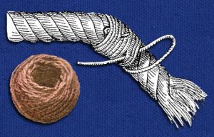Whipping illustration